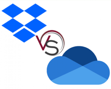 Dropbox vs OneDrive: Whats the Difference?